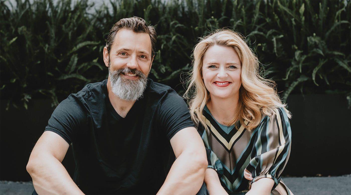 Sara and Craig Jenkins-Sutton